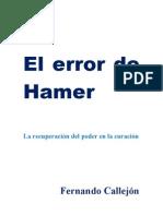 El_error_de_hamer_ Fernando Callejon
