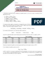 Unidad II - Equilibrio Quimico Actividades