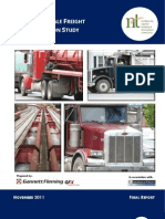 Marcellus Shale Freight Transportation Study prepared by Gannett Fleming for the Northern Tier Planning & Development Commission, November 2011