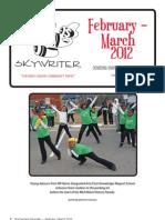 Durham Skywriter, February/March 2012