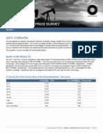 Macquarie Energy Lender Price Survey Q3 2011