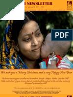 Cini Newsletter (Dec. 2011)