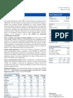 Infotech Enterprises Result Updated