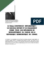 la XIè Conférence Diplomatique
