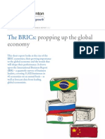 International Business Report 2012 - BRIC Focus