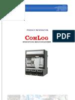 Product Information Comlog Im