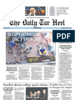 The Daily Tar Heel for February 29, 2012