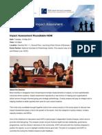 Impact Assessment of Social Organizations_NVPC