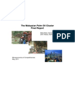 Malaysia Palm Oil 2011