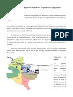 Mari Proiecte in Bucuresti - Telegondola Si Autostrada Suspend at A