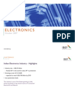 Electronics Ibef