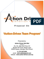 Proposal - Action-Driven Team - ADSB