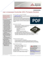 AMI Embedded Controller (EC) Firmware Solution