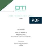 Therapeutic Index Prontuario OTI Homotox