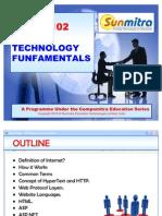 CM101-1T#Web Technology Fundamentals