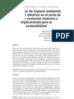 Evaluacion de Impacto Ambiental en El Sector Energetico Gonzales Et Al. 2006