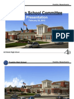 New Franklin High School - Educational Design Features