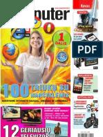"3/2012 ""Computer Bild Lietuva"" – 100 triukų su interneto naršyklėmis"
