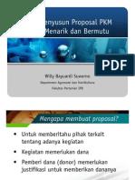 52199353 Kiat Menyusun Proposal Pkm