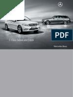 C Sedan Brochure