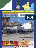 Costa Cálida Chronicle March 2012