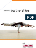2009 Business Partners Annual Report