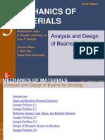 Mechanics of Materials Chapter 5
