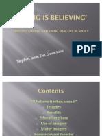 Seeing is Believing' presentation