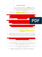 Argument Essay Topics