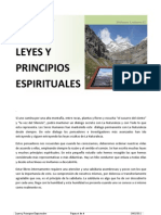 Monografico Leyes Principios Espirituales