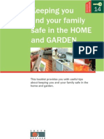 Safety in the Home and Garden