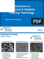 Nordson Adhesive Dispensing Foam Technology