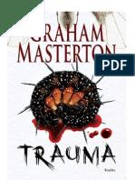 """Graham Masterton, """"Trauma"""", Wydawnictwo Replika 2012"""