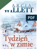 """Marcia Willett, """"Tydzień w zimie"""", Wydawnictwo Replika 2012"""