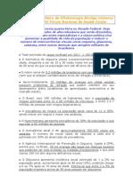 Conselho Brasileiro de Oftalmologia divulga números durante o IV Fórum Nacional de Saúde Ocular