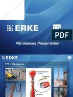 ERKE Group, PTC Vibrolance Presentation