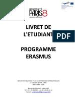 D Livret Erasmus 11 12