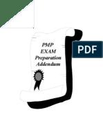 PMP Addendum