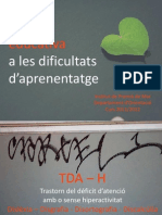 TDA-H DISLEXIA PRESENTACIÓ