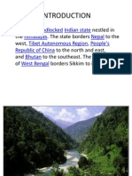 Ppt of Sikkim