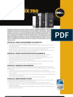 Optiplex 780 Spec Sheet En