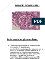 enfermedaes glomerulares