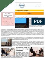 OTP Weekly Briefing 10-21 February 2012 # 112