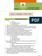 Sheet2 - Ceramics Structures