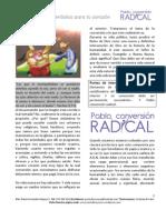 Pablo, conversión radical