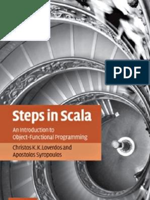 Scala | Object Oriented Programming | Function (Mathematics)