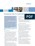 Finpro Ipo Risks