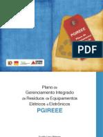 Plano de Gerenciamento de Residuos Equipamentos Eletronicos Minas Gerais