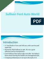 Sullivan Ford Auto World