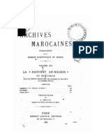 Archives Marocaines Vol.19